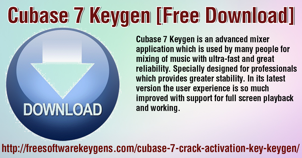 free download nero 7 keygen crack