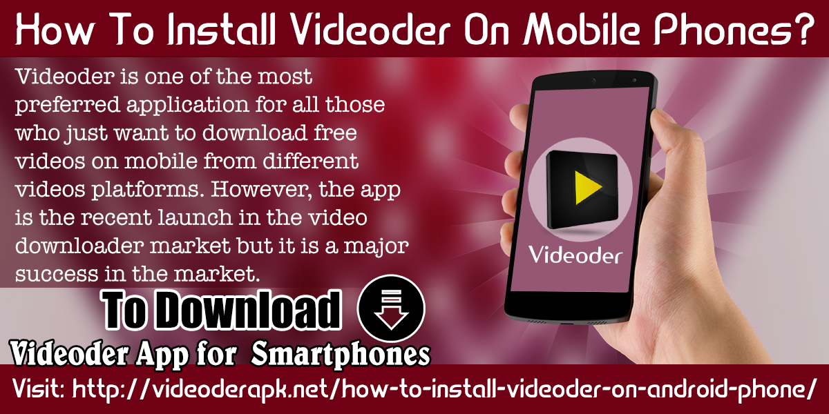Videoder App Download