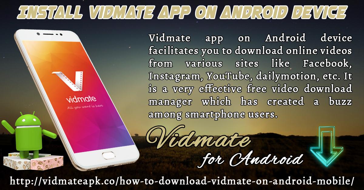 User Profile: vidmateapkdownloader